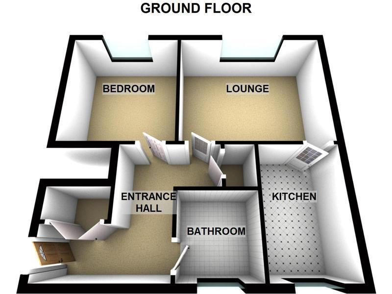 Flat 8H Stormont House 11-13 Atholl Street